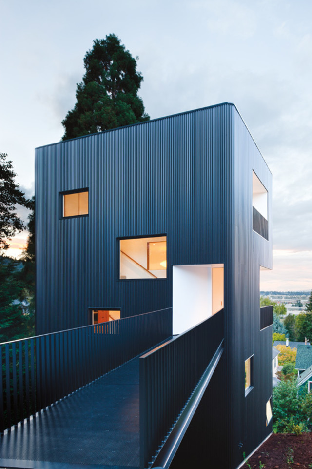 10 amazing houses defining a new era of portland architecture