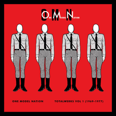 One model nation cover yas4uw