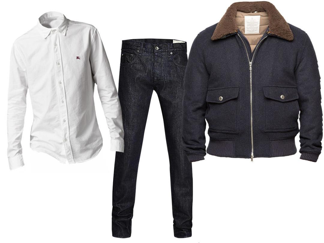 0715 dress up jeans jacket shirt b4ujpc