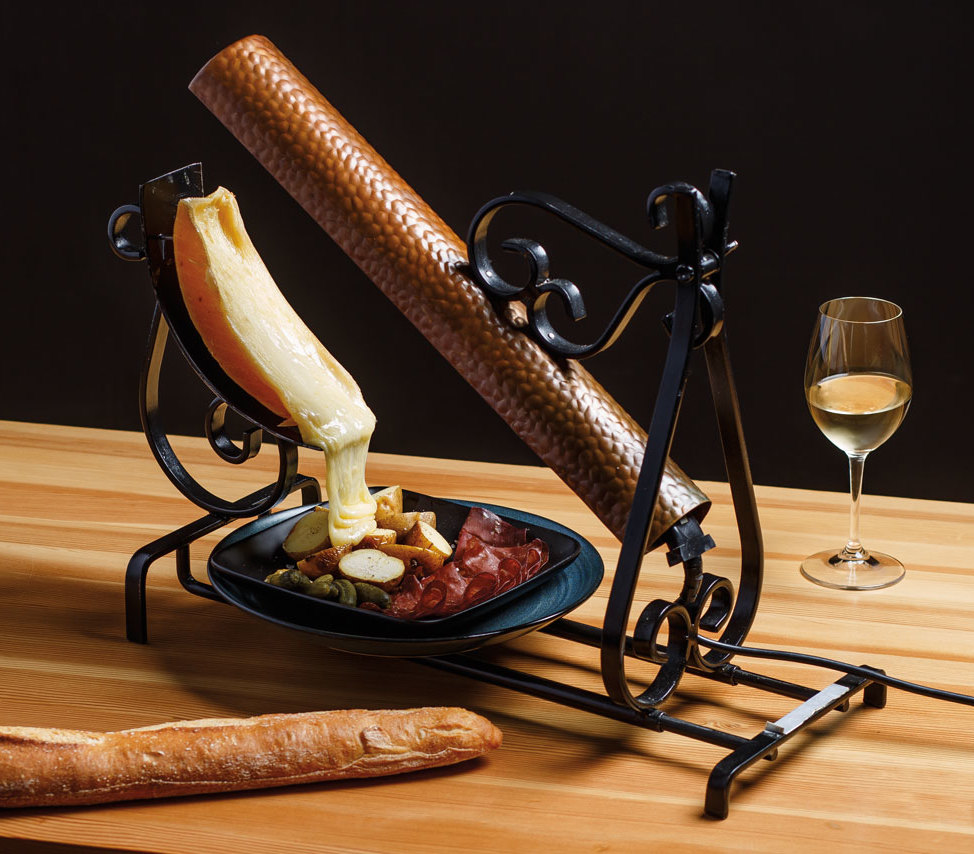 raclette your way to a happy new year portland monthly. Black Bedroom Furniture Sets. Home Design Ideas