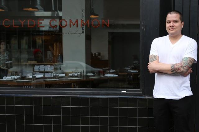 Chef Johnny Leach