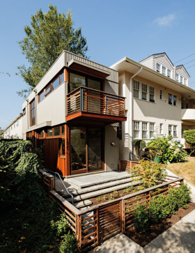 The Fifth Unit small space design exterior