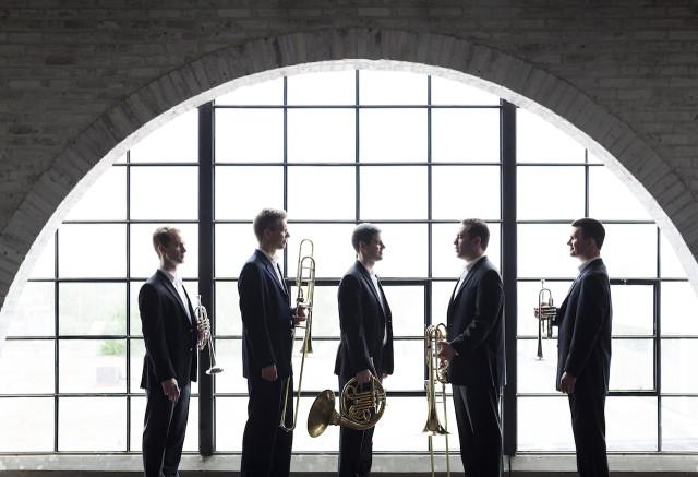 Roco brass quintet hires rx2df7