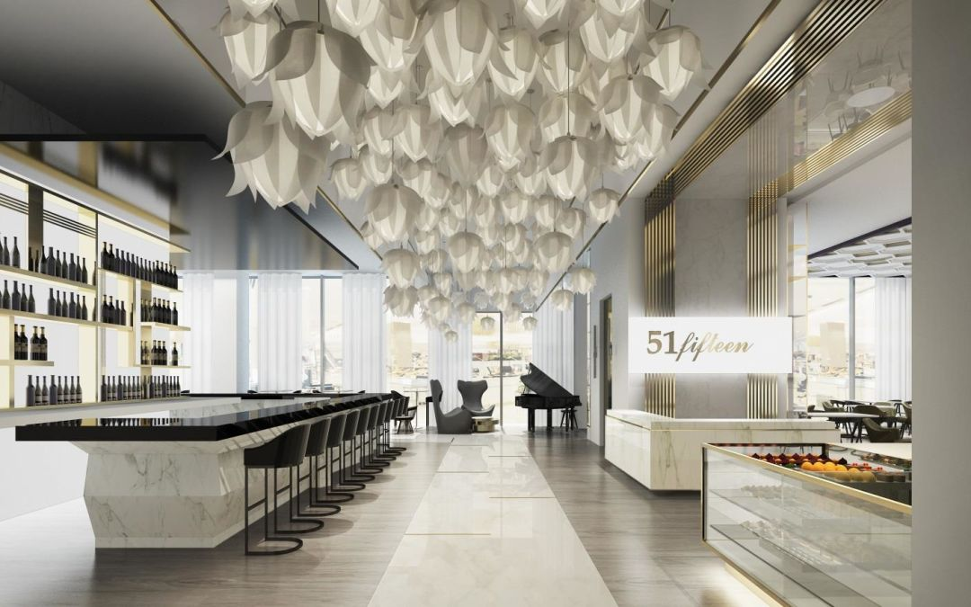 saks fifth avenue is radically rethinking the department store