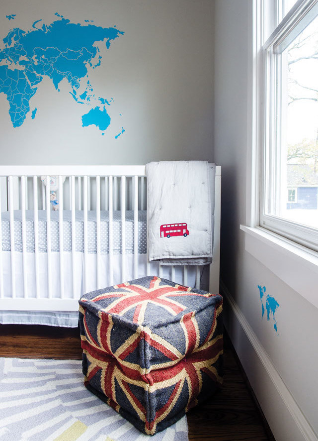 Childrens Room Themes Outside The Box