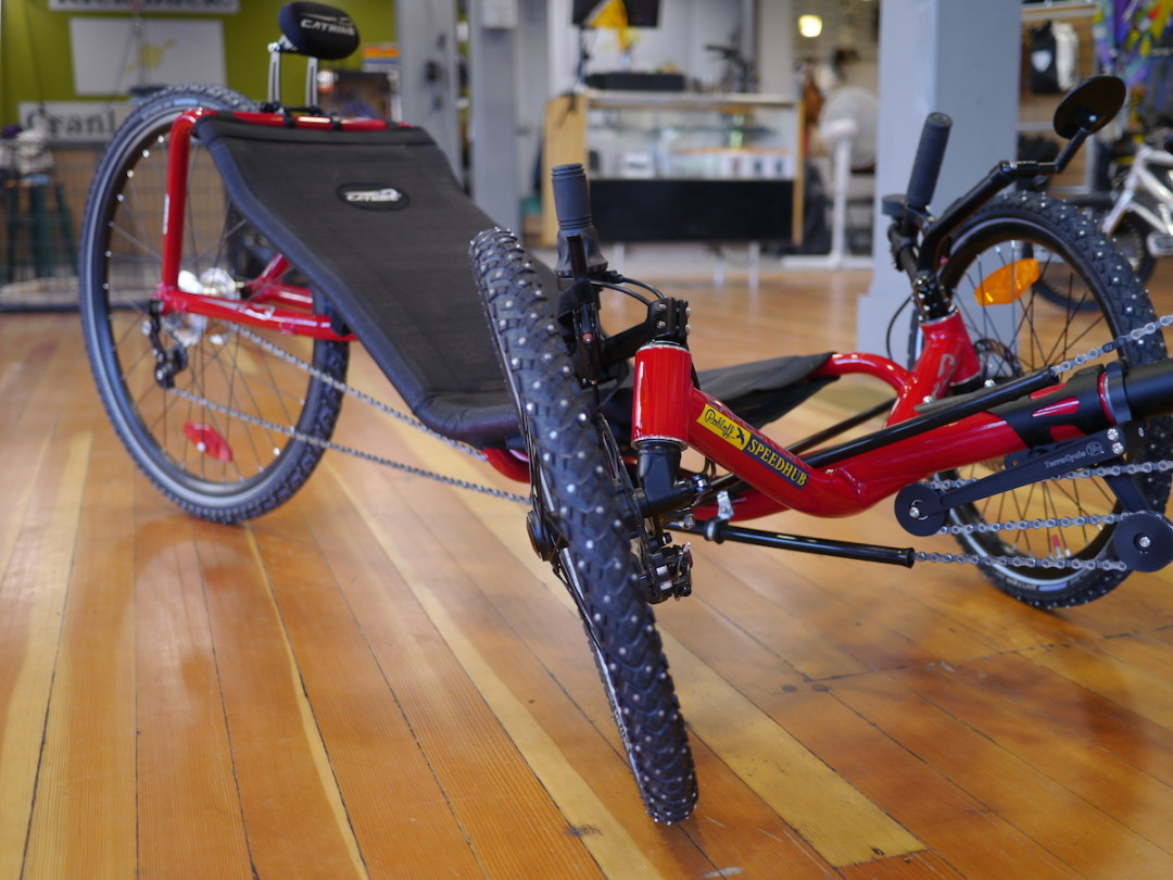 Are Recumbent Trikes The Bikes Of The Future Portland Monthly
