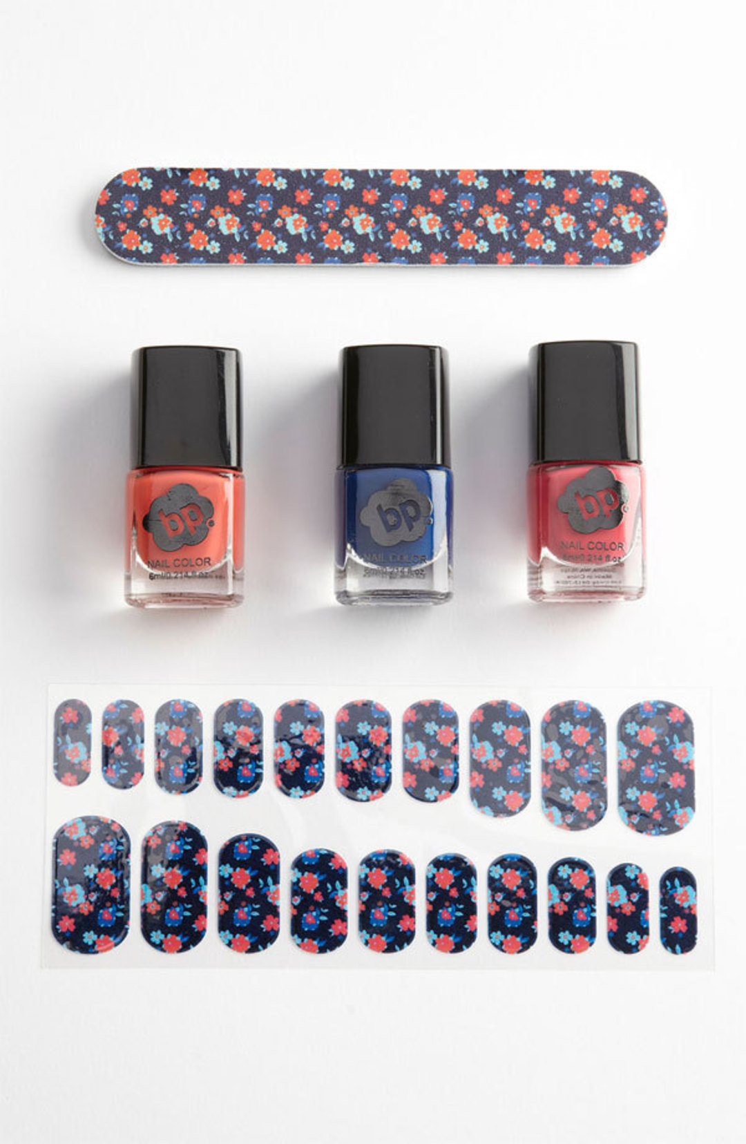 Nail Color of the Month: Floral Prints | Seattle Met