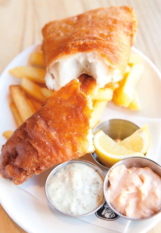 Why can 39 t terrific fish and chips make it in seattle for Best fish and chips in seattle