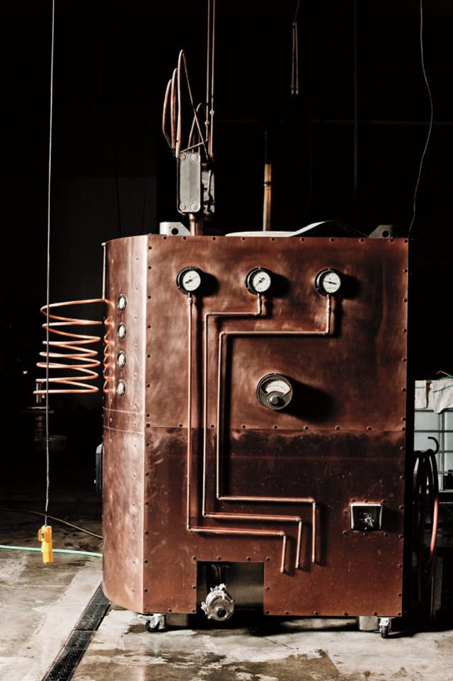 Craft Distilleries Washington State