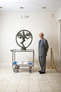 Dr. Sanjiv Kaul at Portland Art Museum