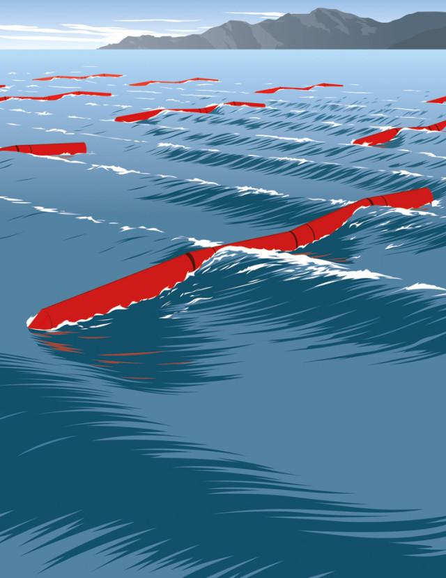wave pelamis