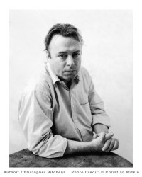 hitchens portrait