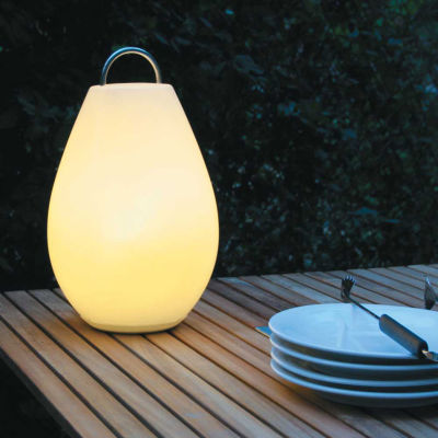 Luau lamp by oxo yvpcul