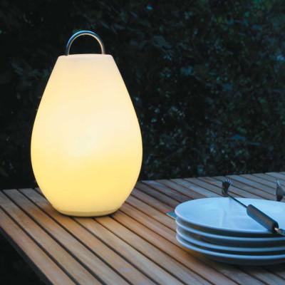 Luau lamp by oxo yvpcul