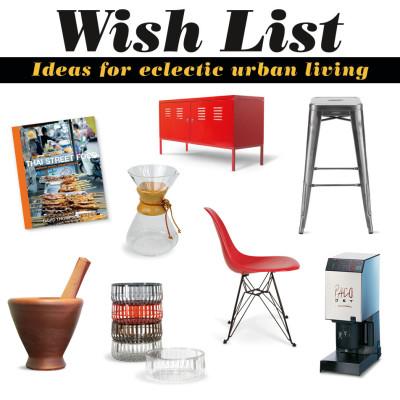 Wish list items ba6rij