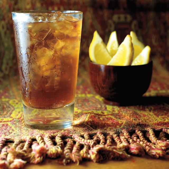 Ethiopian thyme iced tea bn22tv