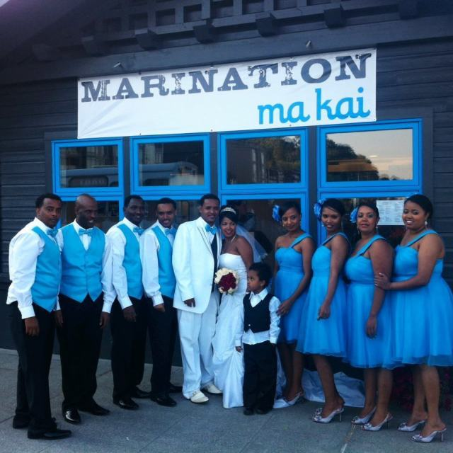Marination wedding p34tua