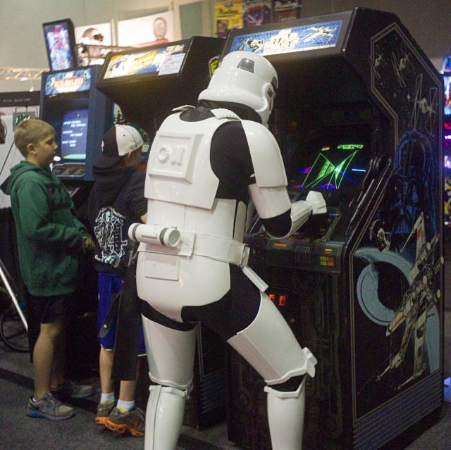 Nw pinball and arcade show fmv71a