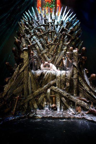 Iron throne xn8ipc