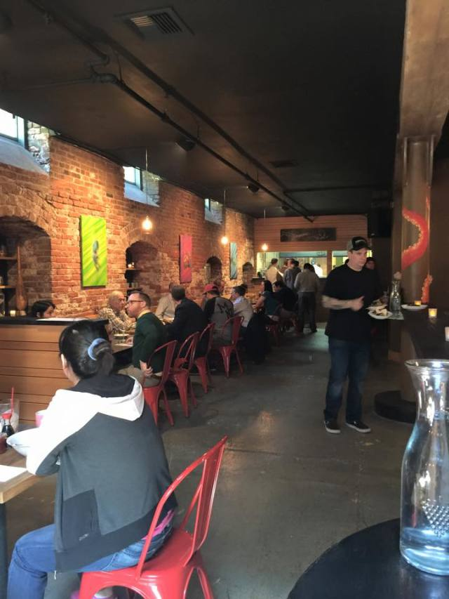Cool Off In Seattles Basement Dining Rooms Seattle Restaurants