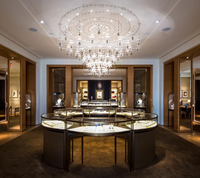Cartier houston boutique interior 1 tiknvw ybcvwr