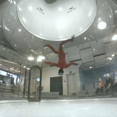 Spencer ifly indoor skydiving tigard znyewq
