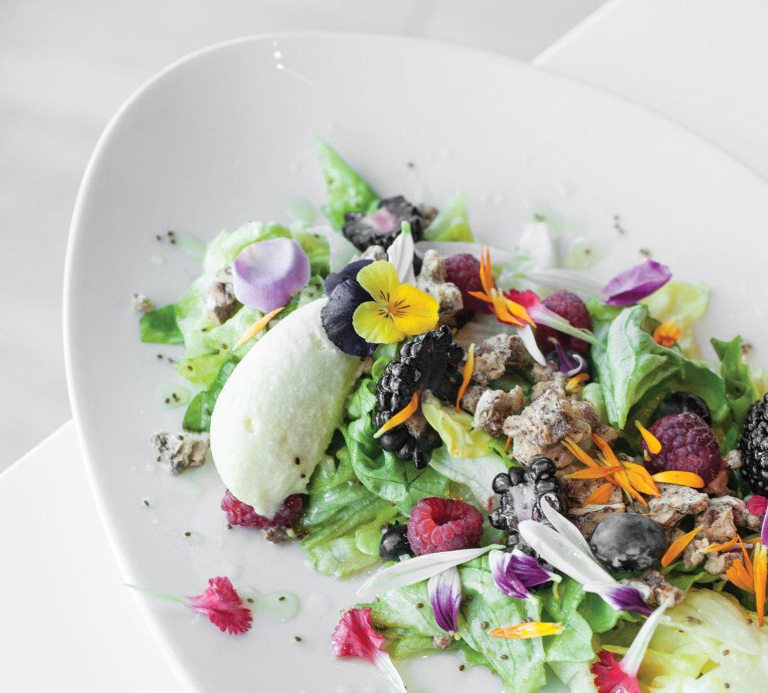 1015 best new restaurants peska fruit and flower salad te17qu