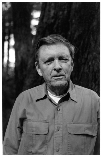 Portrait of Robert Adams by Kerstin Adams, 2004