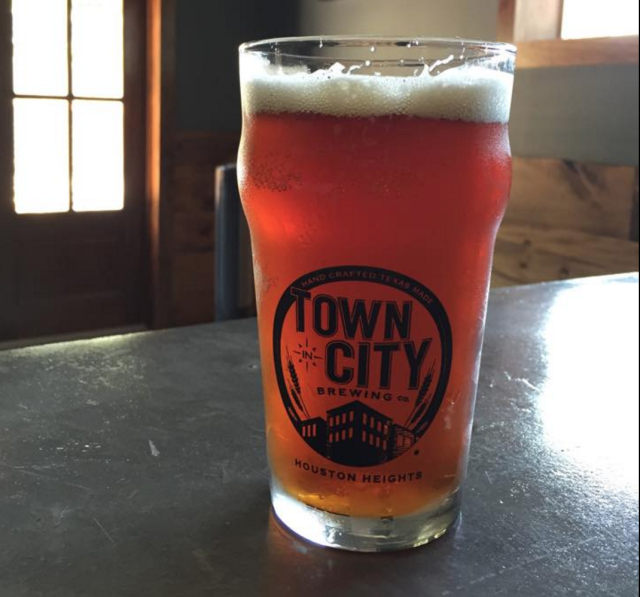 Town in city brewing axzyhf