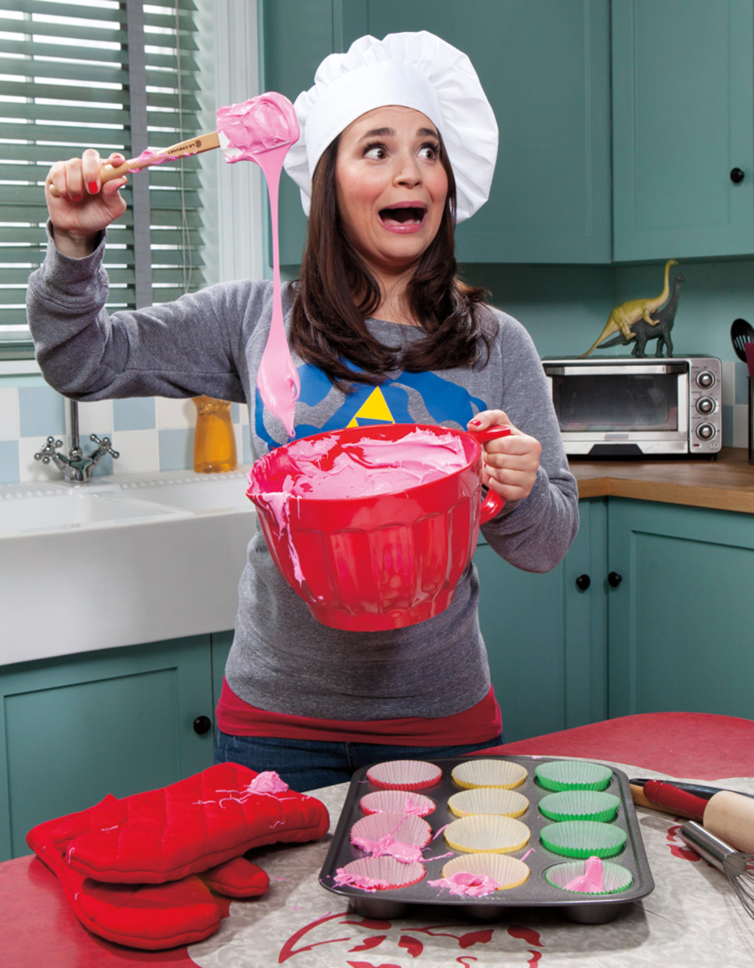 Youtube Chef Rosanna Pansino Seattle Met