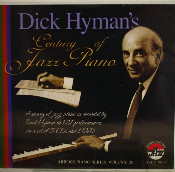 Album dick hyman  ebdnhg