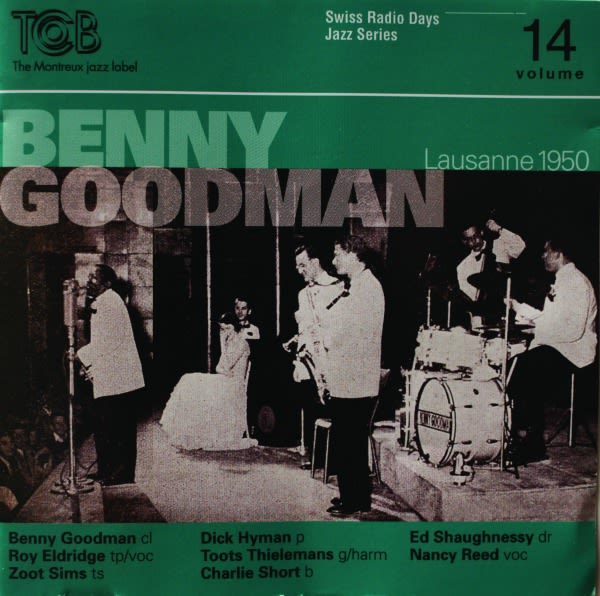 Benny goodman dick hyman 0878 o1221f
