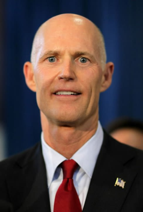 Rick scott governor of florida oos51m