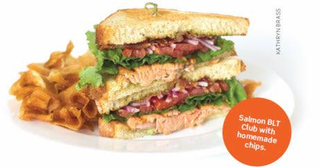 Blt sandwich xemszh