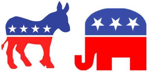 Donkey and elephant mdxfqn