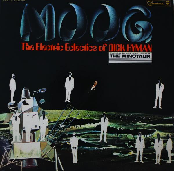 Moog dick hyman 0853 v2o21d