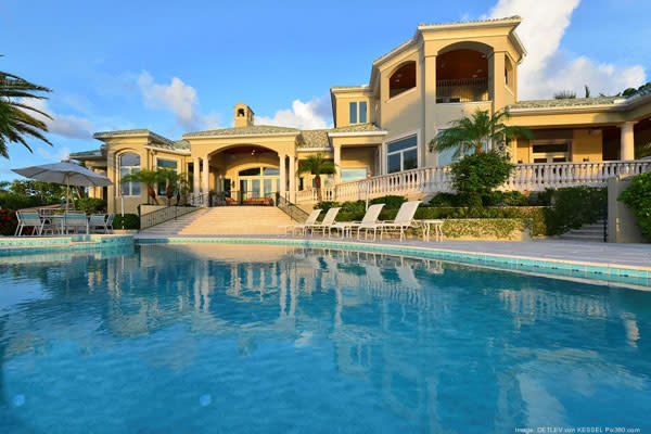 Big Beautiful Mansions With Pools for sale: bird key mansion | sarasota magazine