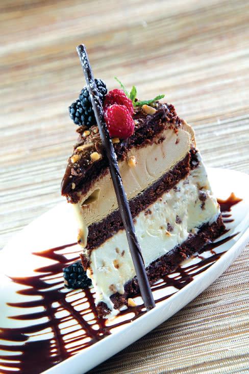 Brownie pie uzxxok
