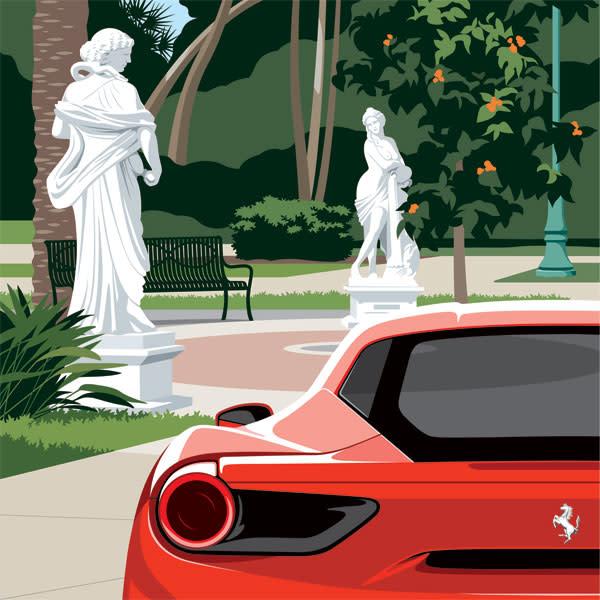 Ferrari btnomo