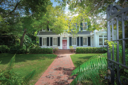 For Sale 1916 Dutch Colonial Home In Downtown Sarasota Sarasota