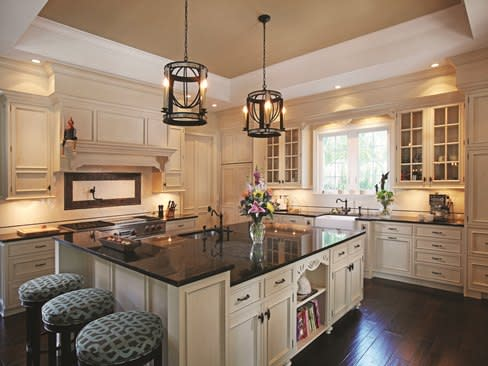 The Luxury Home Kitchen Renovation In Sarasota S Harbor Acres