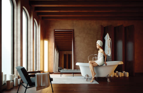 A hotel expert shares tips for creating indulgent bathrooms    by marsha  fottler. Bathroom Design Tips From the Ritz Carlton  Sarasota   Sarasota