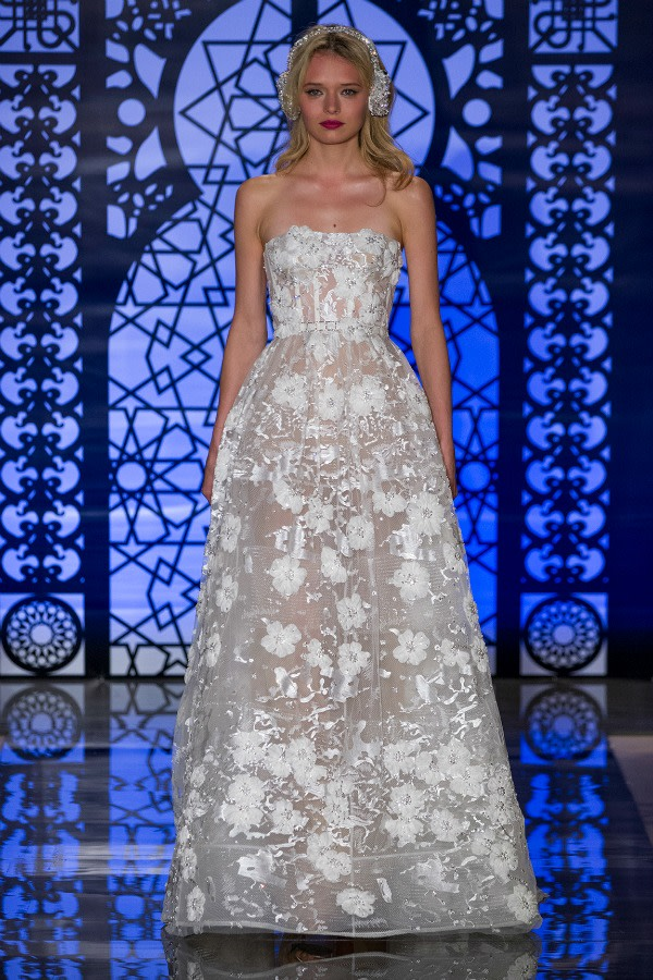 An Interview With Celeb Bridal Designer Reem Acra
