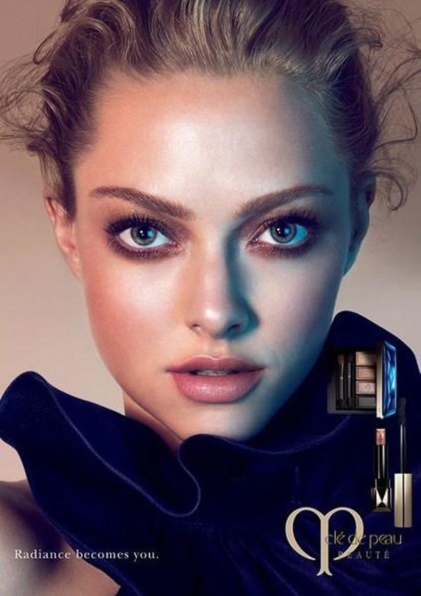 Amanda seyfried cle de peau beaute 2014 campaign11 qjttxf