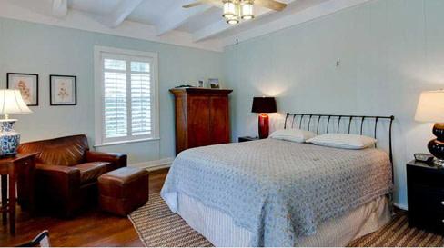 Bedroom komoky