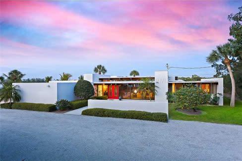 Casey Key Real Estate Sarasota School Of Architecture House For Sale Sarasota Magazine