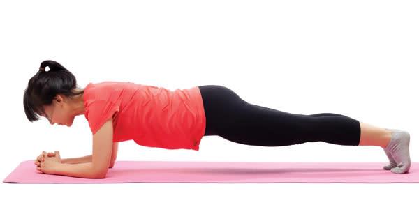 Health plank vfttog