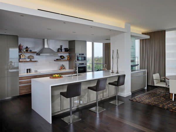 Sleek And Modern Sarasota Kitchen Design | Sarasota Magazine