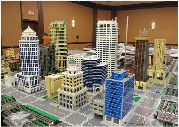 Lego town njm2pf