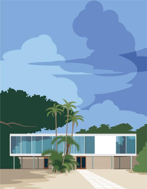 Sarasota Boasts Treasure Trove of Midcentury Modern Architecture ...